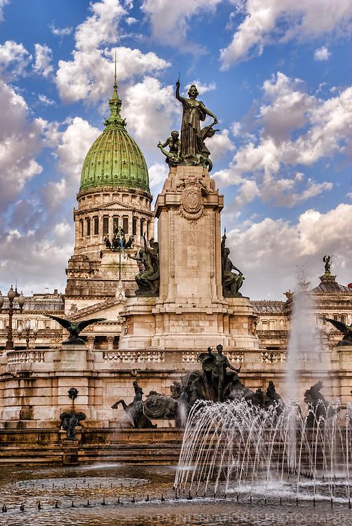 La Plaza dos Congresos