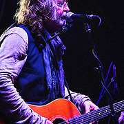 Ray Wylie Hubbard performing at the Old Settler's Bluegrass Festival, Austin, Texas, April 17, 2015.