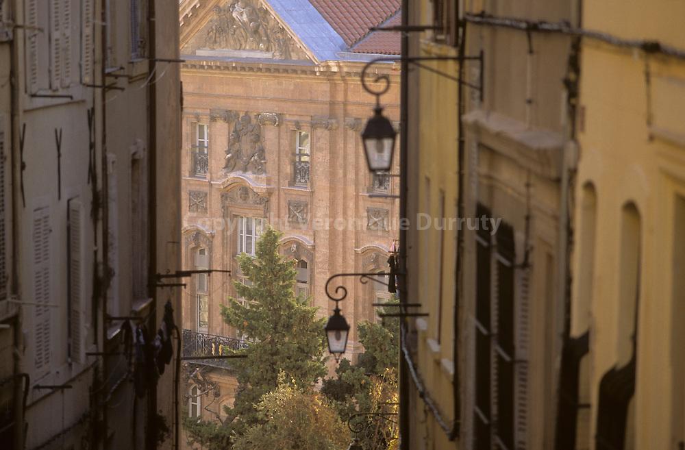 Walking in Marseille