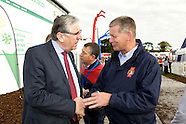 Junior Minister for Agriculture Tom Hayes at The National Ploughing Championships 2014