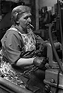 CHAIN MAKING the Black Country Birmingham 1970's
