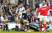 2005 0521 Challenge Cup Final, Sale Sharks vs Pau Kassam Stadium. Oxford. UK