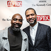 Ronald K. Brown/EVIDENCE with Jason Moran and The Bandwagon @ Kennedy Center 10/30/15