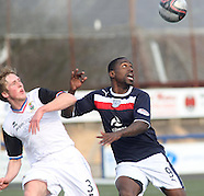 05-03-2013 - Dundee Under 20s v Inverness Caledonian Thistle