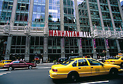 Image of Manhattan Mall at 33rd Street and Avenue of the Americas, New York City, New York