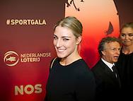 AMSTERDAM - De verkiezing van de sporters van het jaar tijdens het NOC*NSF Sportgala in de RAI.  COPYRIGHT ROBIN UTRECHT