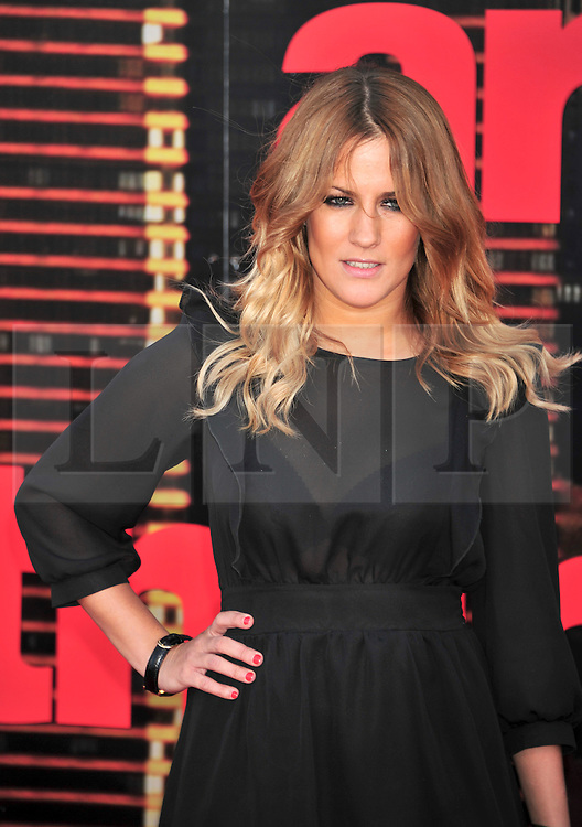 © licensed to London News Pictures. London, UK . 19/04/11. Caroline Flack attends the premiere of Arthur at The O2 in London.  Please see special instructions for usage rates. Photo credit should read ALAN ROXBOROUGH/LNP
