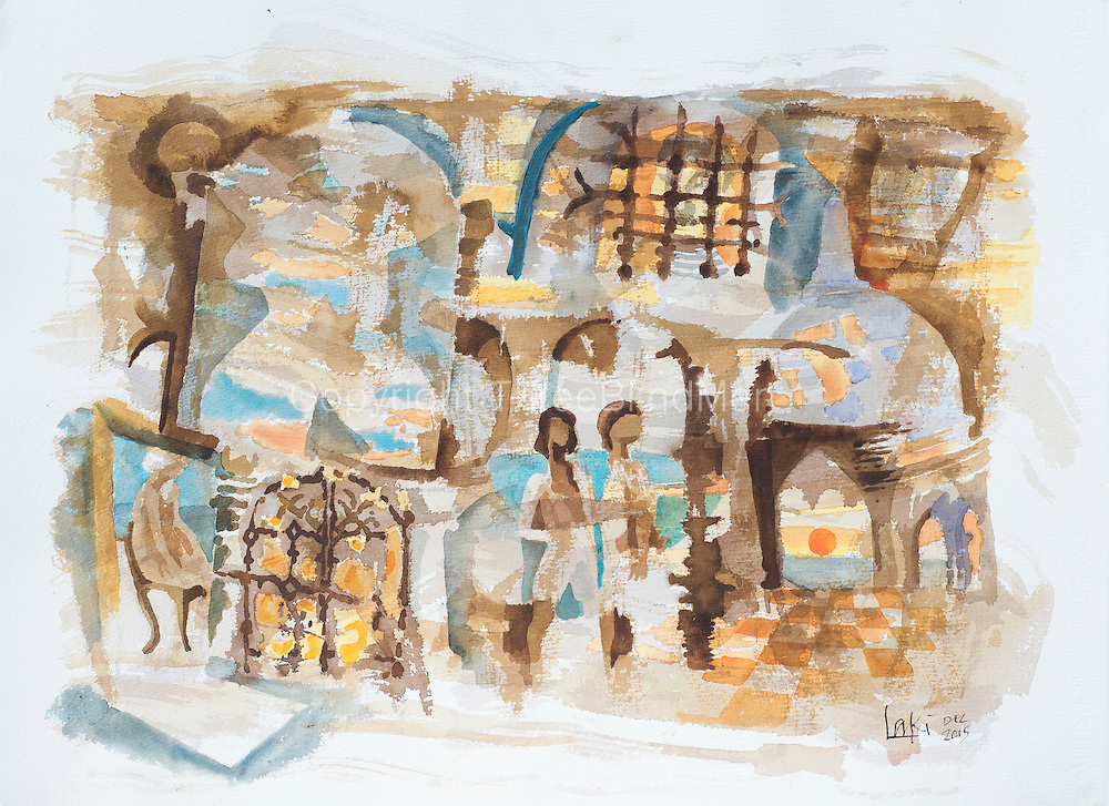 'Beach Boys' by Laki Senanayake<br />