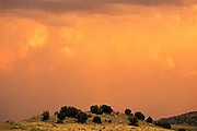 Sunset, Eastern Plains