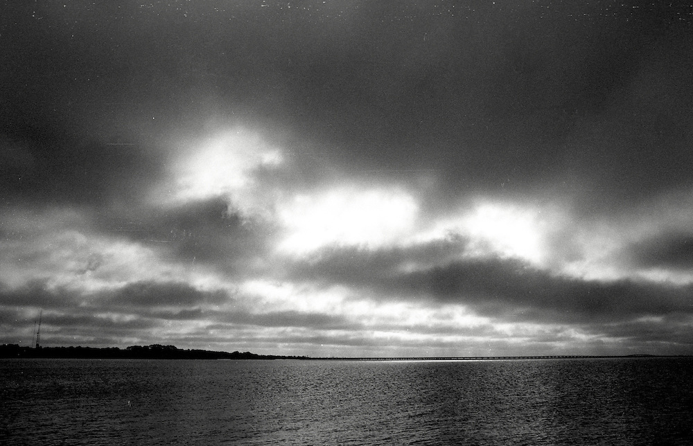 St. George Sound, Morning, Clearing Sky
