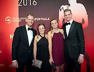 AMSTERDAM - Alexander Brouwer, Meeuwsen De verkiezing van de sporters van het jaar tijdens het NOC*NSF Sportgala in de RAI.  COPYRIGHT ROBIN UTRECHT