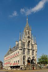 Gouda, stadhuis, Town Hall, Netherlands