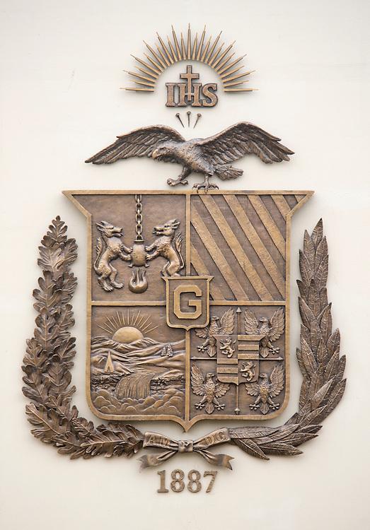 Gonzaga Coat of Arms Seal.