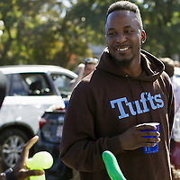 10/10/2015 - Medford/Somerville, Mass. - Tufts University Homecoming Village. (Matthew Healey for Tufts University)