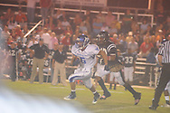 Water Valley's Brandon Bounds (6) vs. Nettleton in Nettleton, Miss. on Friday, October 12, 2012. Water Valley won.
