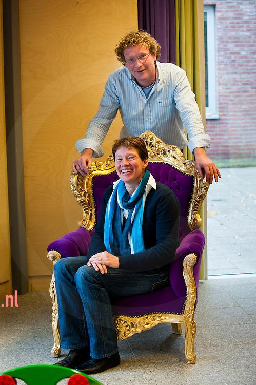 Nederland, Borne Frank Pierik en Henriette van den Kieboom