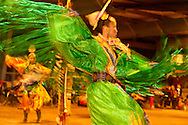 Fancy Shawl Dancer, Milk River Indian Days Pow Wow, Fort Belknap Indian Reservation, Montana