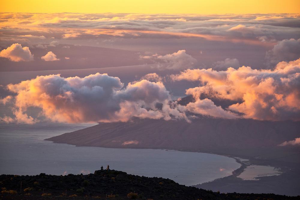 USA, Hawaii, Maui, Haleakala, National Park