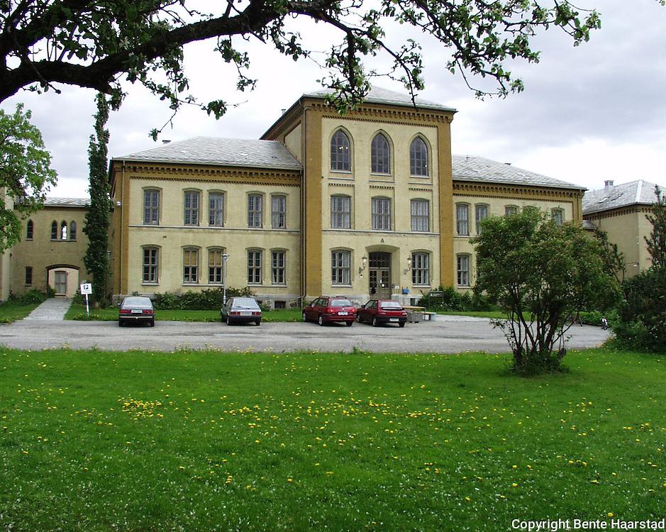 Rortvoll, tidligere psykiatrisk sykehus, Trondheim..dig