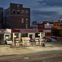 American Nightscapes /  Brooklyn 24 Hours<br /> <br /> Brooklyn, New York, USA,  2014
