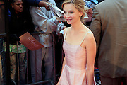 Calista Flockhart at the BET Networks and Paramount special screening of Indiana Jones and the Kingdom of the Crystal Skull at The Magic Johnson Theater in Harlem, NYC on May 20, 2008
