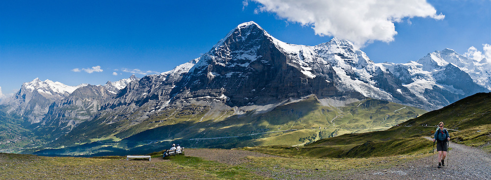 how to get to eiger trail switzerland