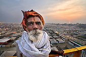 Portraits at Kumbh