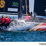 GC32 World Championship Lagos. © Sailing Energy/GC32 Racing Tour. 28 June, 2019.<span>Jesus Renedo / Sailing Energy / GC32 Racing Tour</span>