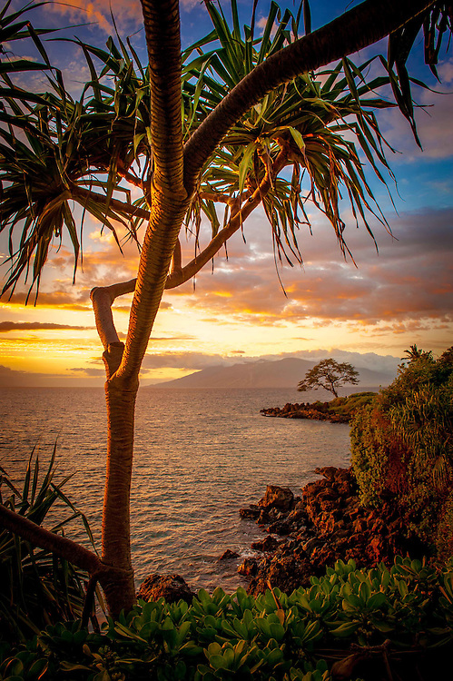 Sunset in Wailea, Maui