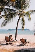Pentai Chanang beach at the Meritus Resort, Langkawi