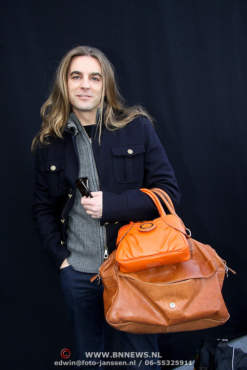 NLD/Amsterdam/20100128 - Boekpresentatie Modeontwerpster Fong leng, Tom Sebastian