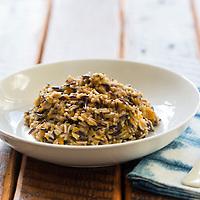 Mixed Rice and Pumpkin Risotto