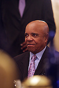 New York, NY-January 31: Music Executive Berry Gordy (Honoree) attends the16th Annual Wall Street Project Gala Fundraiser Reception with special Tribute to Berry Gordy, Jr and Motown Recordings held at the Roosevelt Hotel on January 31, 2013. The Rainbow PUSH Coalition is a progressive organization protecting, defending and expanding civil rights to improve economics and educational opportunity. (Terrence Jennings))