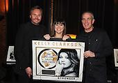 1/21/2012 - Kelly Clarkson Plaque at Radio City