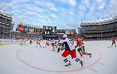 January 26, 2014: Stadium Series - New York Rangers at New Jersey Devils