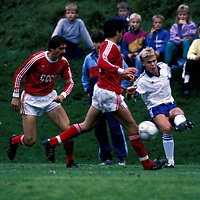 Finland - Soviet Union 16.8.1988