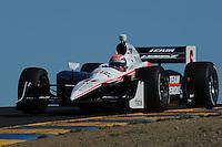 Ryan Briscoe, Indy Grand Prix of Sonoma, Infineon Raceway, 8/22/2010