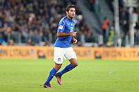 06.10.2016 - Torino - Qualificazioni Mondiali Russia 2016 - Italia-Spagna - Nella foto : Citadin Eder   - Nazionale italiana di Calcio