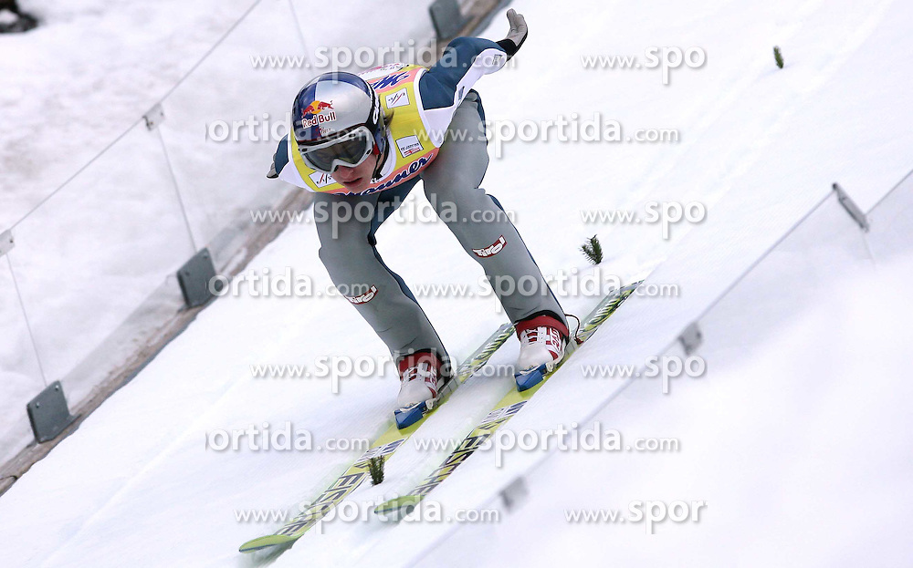 Winner Gregor Schlierenzauer (AUT) at Flying Hill Individual in 2nd day of 32nd World Cup Competition of FIS World Cup Ski Jumping Final in Planica, Slovenia, on March 20, 2009. (Photo by Vid Ponikvar / Sportida)