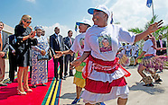 QUEEN MAXIMA VISITS TANZANIA DAY 1