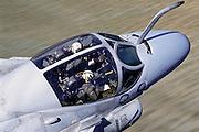 A-6 Intruder bomber low level