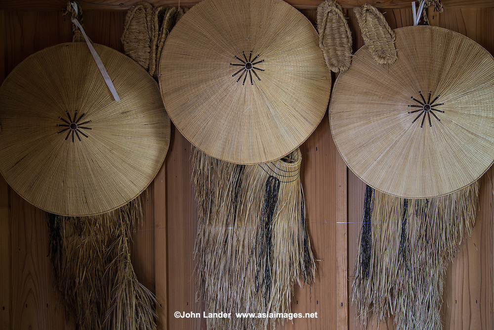 Kasa is a traditional Japanese hat. <br /> The samurai class of feudal Japan as well as their retainers used several types of jingasa made of straw, leather or copper.  The word<br /> kasa is similar for the Japanese word &quot;umbrella&quot; which is pronounced the same but written differently.