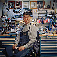 Tomoji Hirakata, Brass & Woodwind repair