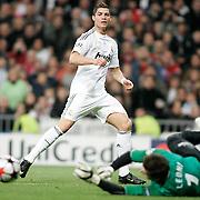 Ronaldo returns for Madrid