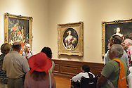 "Guided tour at The John and Mabel Ringling Museum (""The Ringling""), Sarasota, FL"
