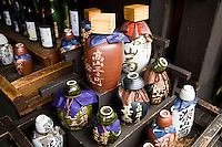 "Takayama is well known for high quality Sake, a Japanese alcoholic beverage made from rice. The Japanese term for this specific drink is Nihonshu meaning ""Japanese sake."" Sake is sometimes called rice wine in English. However sake is made through a brewing process more like that of beer."