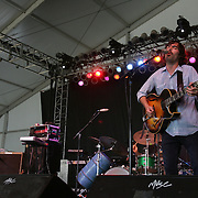The Slip performs during the third day of the 2007 Bonnaroo Music & Arts Festival on June 16, 2007 in Manchester, Tennessee. The four-day music festival features a variety of musical acts, arts and comedians..Photo by Bryan Rinnert.