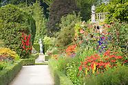 July at Powis Castle