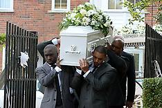 SEP 27 2013 Funeral of Sabrina Moss