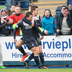 Falkirk 1 v 0 Queen of the South, 22/2/2014